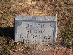 Jeffie Bailey
