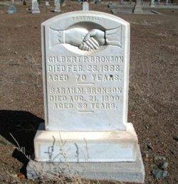 Sarah M. Bronson