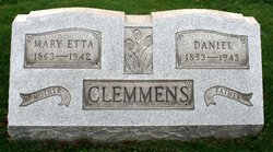 Mary Etta <i>Murphy</i> Clemmens