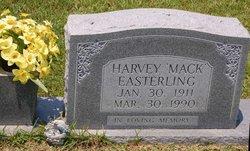 Harvey Mack Easterling