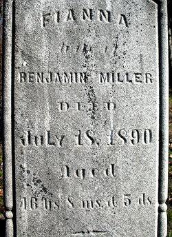 Fianna Rebecca <i>Sechler</i> Miller