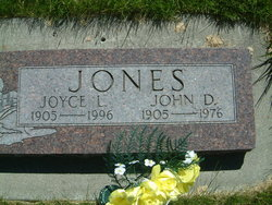 Joyce Lenora <i>Pratt</i> Jones