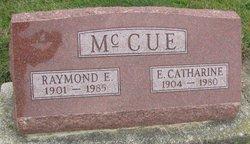 Edna Catharine McCue