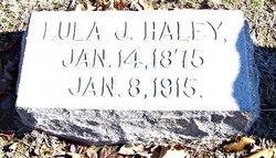 Lula J Haley