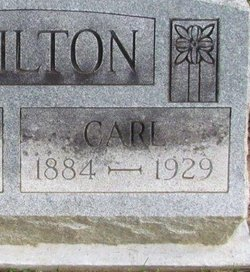 Carl Hamilton