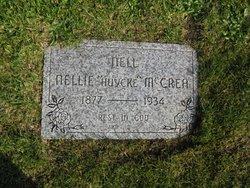 Nellie C <i>Huycke</i> McCrea