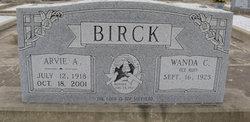 Arvie Louis Adolf Birck