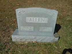 Nellie Bly <i>Tabor</i> Allen