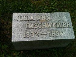 Julia Ann Imschweiler