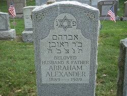 Abraham Alexander