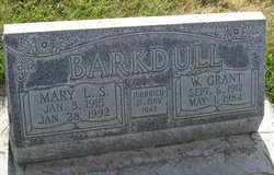 Mary Lavon <i>Stocking</i> Barkdull
