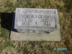 Andrew James Denman