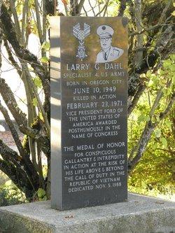 Larry Gilbert Dahl