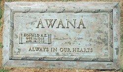 Ronald Awana