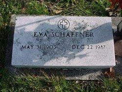 Eva <i>Marbaugh</i> Schaffner