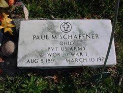 Paul Martin Schaffner