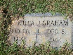 Synthia Jane <i>Graham</i> Watson