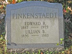 Lillian Harriet <i>Birney</i> Finkenstaedt