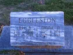 Alson Earl Eggleston