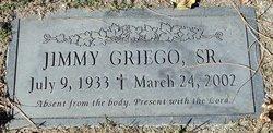 James Griego, Sr