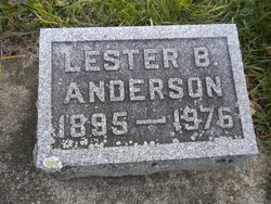 Lester B Anderson