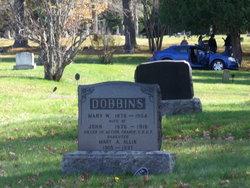 Mary Winnifred <i>Egan</i> Dobbins