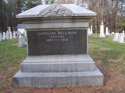 Caroline <i>Powers</i> Wellman