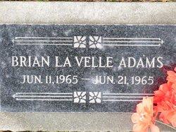 Brian LaVelle Adams