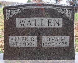 Ova May <i>Akins</i> Wallen