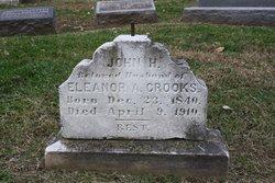 Corp John H Crooks
