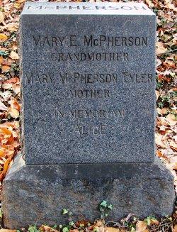 Mary Elizabeth <i>Washington</i> McPherson
