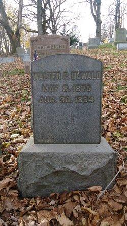 Walter Parson Dewald