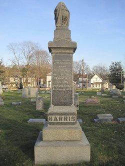 Permelia Ann <i>Burton</i> Harris