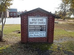 Wolf Stake Cemetery