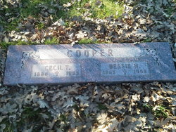 Bessie H <i>Wheeler</i> Cooper