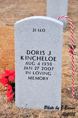 Doris J. Kincheloe