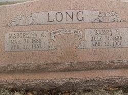 Harry Emanuel Long