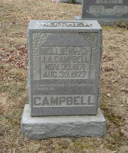 Nellie <i>Oller</i> Campbell