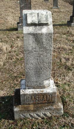 Rev Samuel Wesley Basham