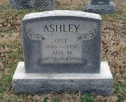 Ada M. Ashley