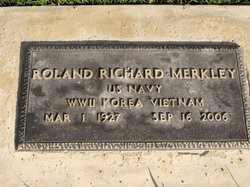 Roland Richard Merkley