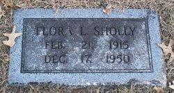 Flora Leona <i>Pettit</i> Sholly