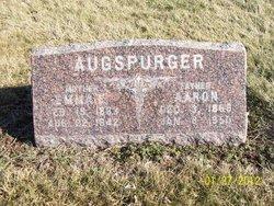 Rev Aaron Augspurger