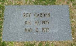 Roy Carden