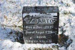 Samuel A Barto