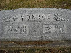 Jessie <i>Blake</i> Monroe