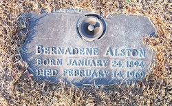 Bernadine Alston
