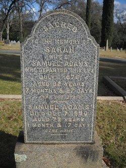 Sarah Galbreath Adams