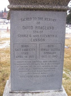 David Hoagland Cannon