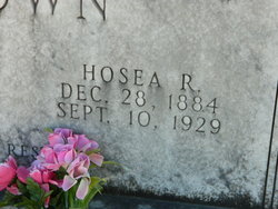 Hosea R. Brown